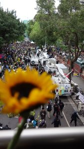 Sunflower Movement (Kukuyo/Wikimedia Commons)